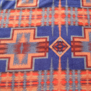 southwest fleece
