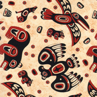 northwest coast fabric